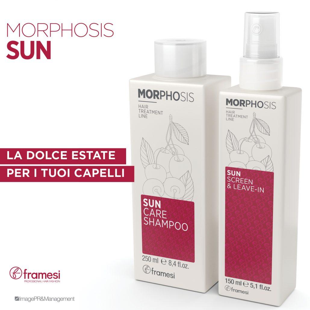 morphosis sun framesi
