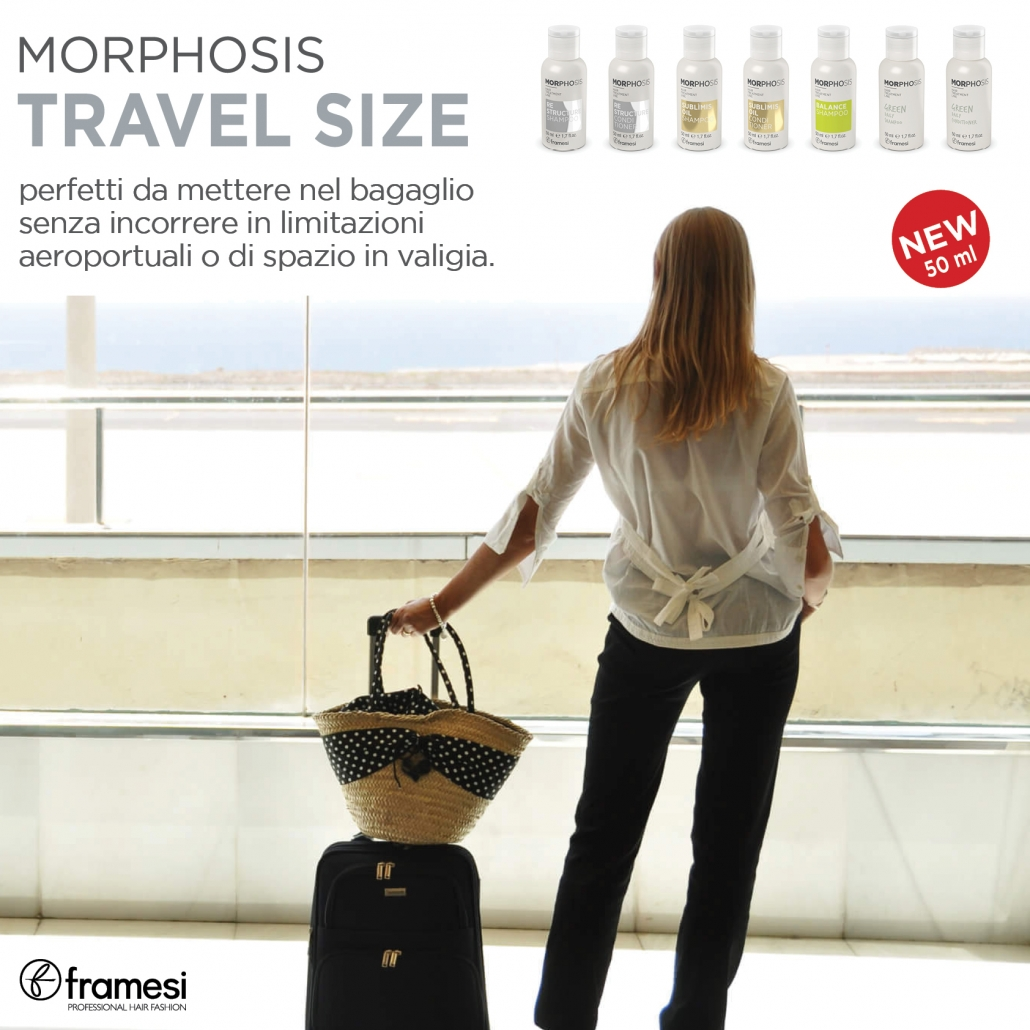 Framesi Morphosis Travel Size