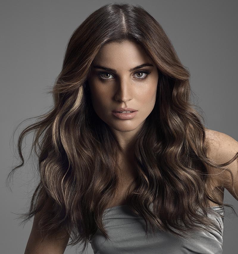 capelli pelle olivastra