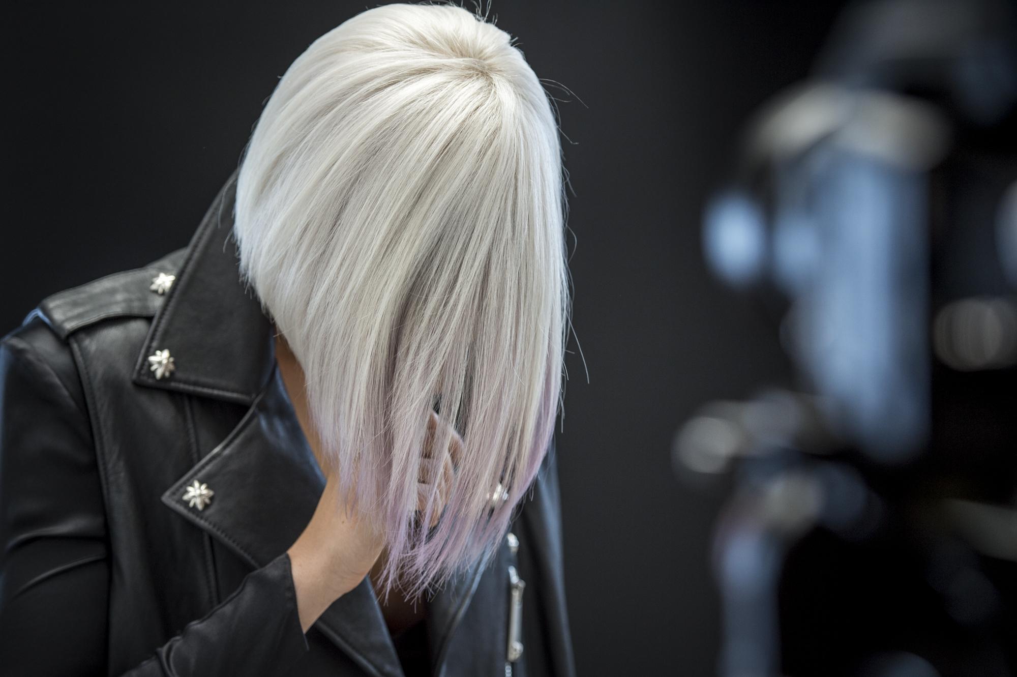 piega capelli lisci