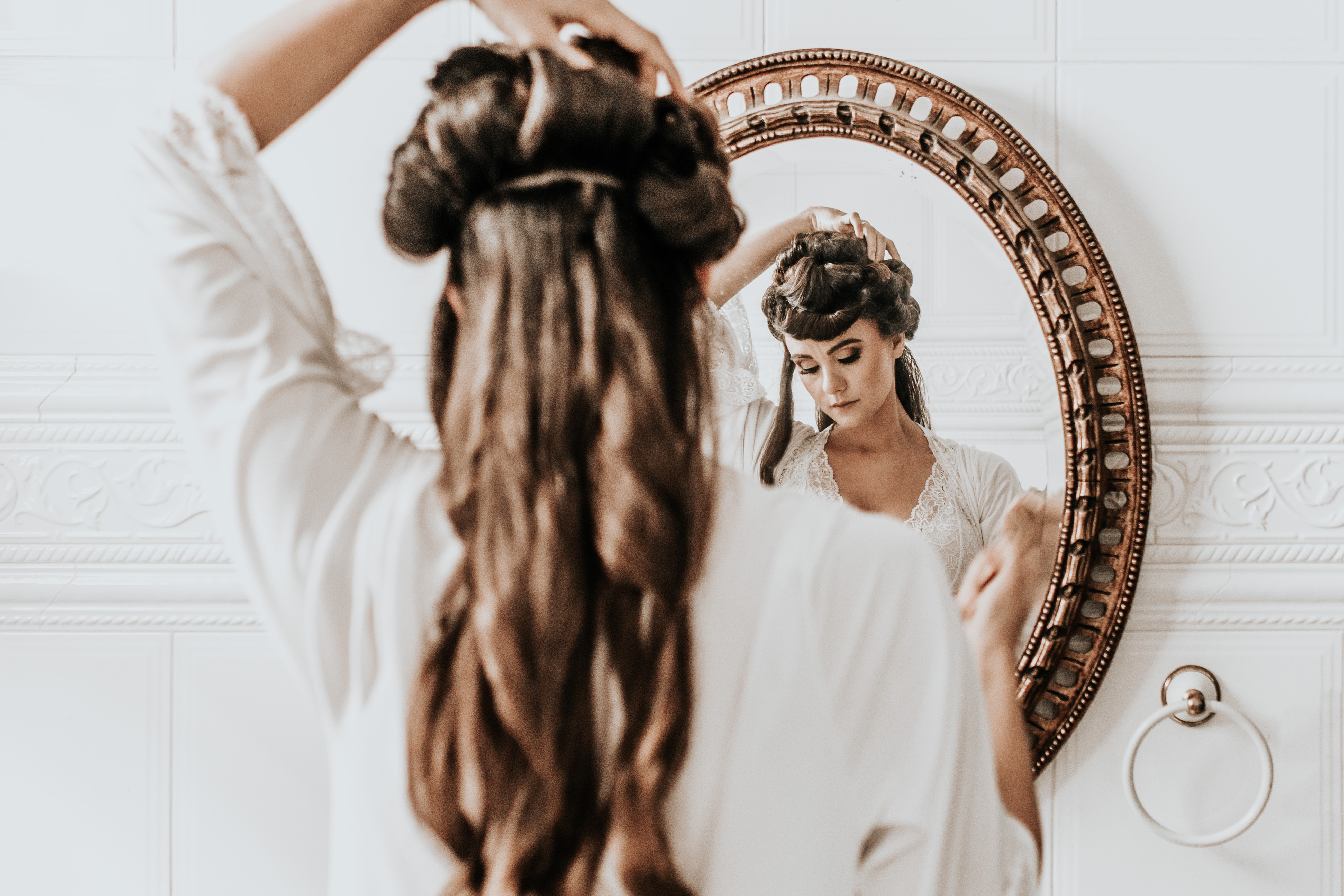 Hair Look Sposa
