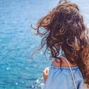 capelli in vacanza