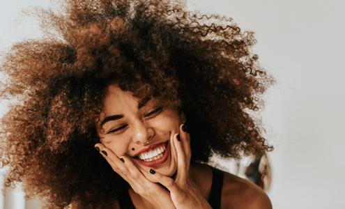 cura dei capelli ricci