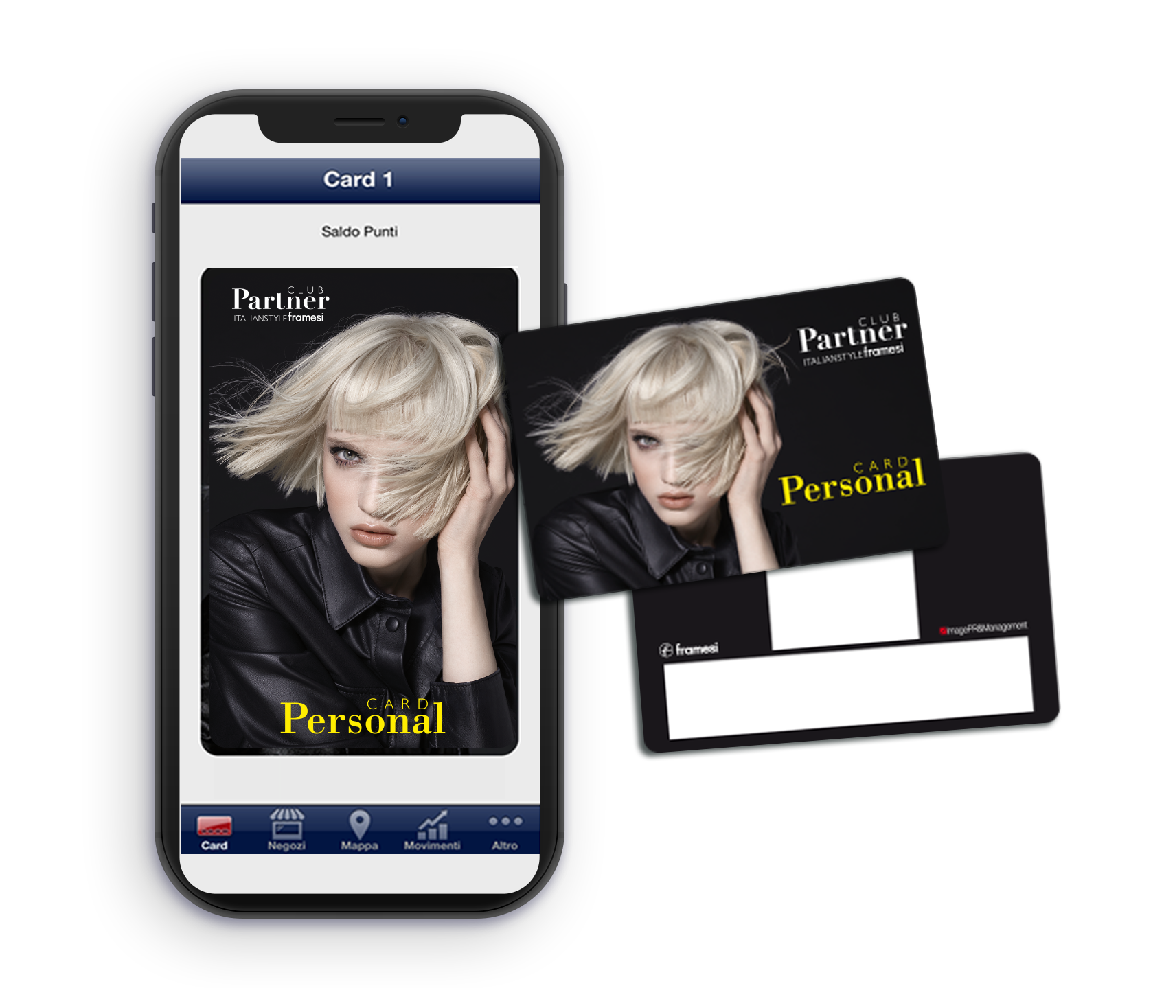 Card Framesi Partner Club 2020