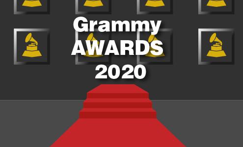 acconciature grammy awards 2020